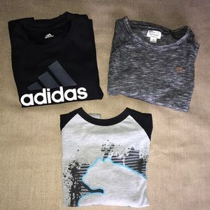 Bundle of Kid's Adidas, Puma & Lucky Brand